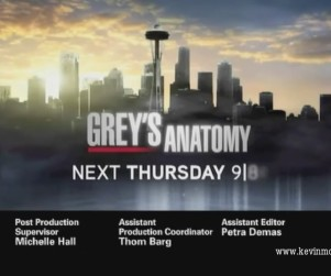 "Grey's Anatomy Promo & Sneak Peek: ""Don't Deceive Me"""