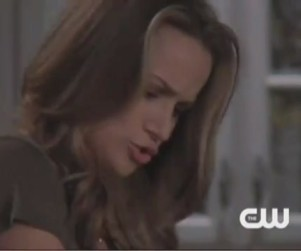 One Tree Hill Labor Alert: Don't Panic, Quinn!