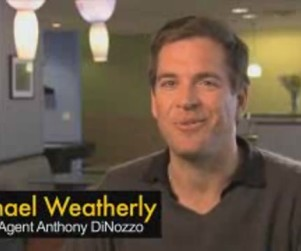 NCIS Sneak Peek: Behind the Scenes With Michael Weatherly