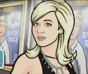 "Archer Promo: ""Movie Star"""