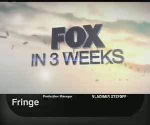 Fringe to Return on April 15 with...