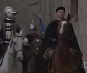 """The Borgias Promo & Clips: """"The French King"""""""