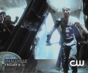 Coming Up This Week on Smallville ...