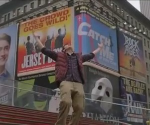 Glee Season 2 Finale Scene: New York, New York!