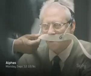 Alphas Episode Promo: A Suspect Doctor