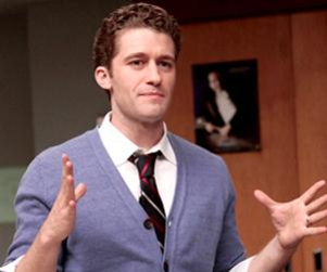 First Listen: Mr. Schuester Will Fix You