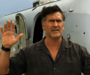 "Burn Notice Sneak Preview: ""Depth Perception"""