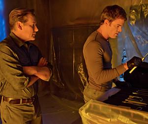Can Dexter Get Gellar?