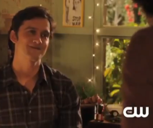 90210 Sneak Peek: Navid Undercover