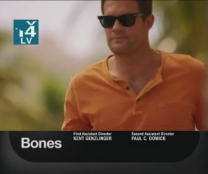Bones Promo: Remember The Finder?
