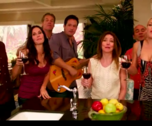 Cougar Town Season 4 Premiere Date Revealed... Via Song!
