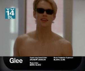Glee Return Promo: Who's Going Topless?