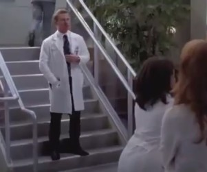 Grey's Anatomy Sneak Peeks: On Edge