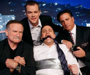 Matt Damon Hijacks Jimmy Kimmel Live, Hosts Entire Show