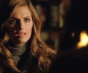 Castle Clips: Where is She? Who is That?