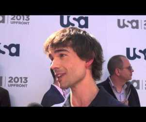 "Christopher Gorham Teases ""Season of Secrets"" on Covert Affairs"
