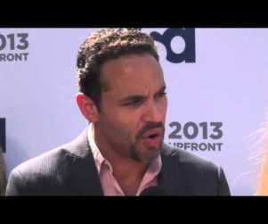 Daniel Sunjata and Vanessa Ferlito Preview Graceland