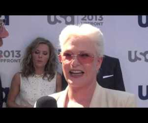 "Sharon Gless Teases ""Bittersweet"" Ending to Burn Notice"