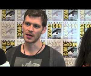 Joseph Morgan Teases The Originals: What Kind of Father Will Klaus Be?