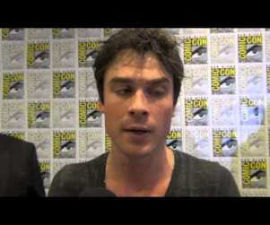 Ian Somerhalder Exclusive: How Can You Help?
