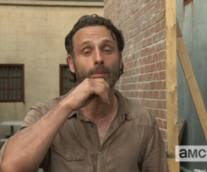 The Walking Dead Set Scoop: A Whole New Threat