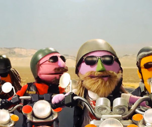 Sesame Street Parodies Sons of Anarchy, Presents... Sons of Poetry!