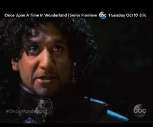 Once Upon A Time In Wonderland Trailer: Hello, Jafar!