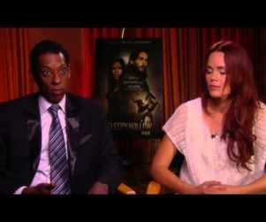 Sleepy Hollow Exclusive: Orlando Jones and Katia Winter on Bringing Fairy Tale to Life