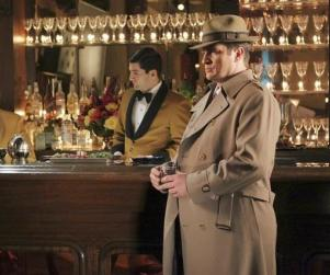 Castle Flashback Promo: Off to 1947!