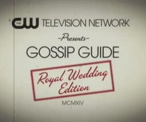 Gossip Girl 100th Episode Teaser: A Wedding Primer
