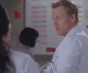 New Grey's Anatomy Clip: Crash and Burn