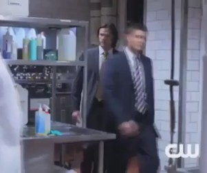 Supernatural Sneak Peek: An Invisible Ghost Werewolf?!?