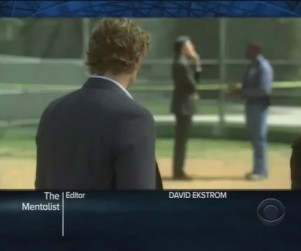 The Mentalist Heads Back to School