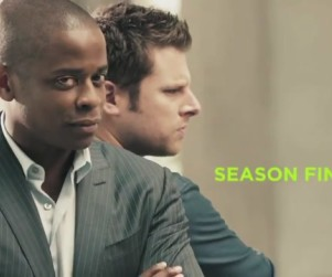 "Psych Season Finale Preview: ""Santabarbaratown"""