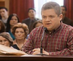 Patton Oswalt Parks and Recreation Filibuster: About Star Wars Episode VII...