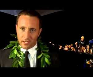 Hawaii Five-0 Exclusive: On the Season Premiere Red Carpet!