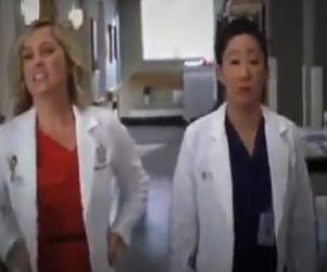 Grey's Anatomy Sneak Peeks: Fun with Yang