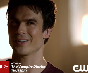 The Vampire Diaries Teaser: Wanna Pinky Swear?