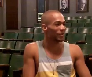 "Kendrick Sampson Dishes on ""Cool, Charming"" New Vampire Diaries Character"