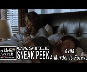 Castle Sneak Peek: Crossing a Linus