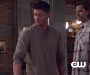 Supernatural Sneak Peek: Translating the Tablet