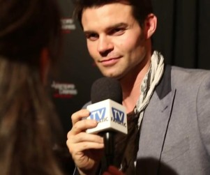 Daniel Gillies Interviews TV Fanatic at Vampire Diaries 100th Episode Celebration