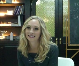 "Vampire Diaries Scoop: Candice Accola Talks ""Heartbroken"" Caroline, Hatred of Damon & More"