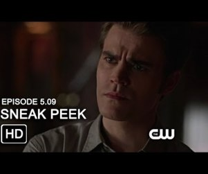 The Vampire Diaries Sneak Peek: Trying it Caroline's Way