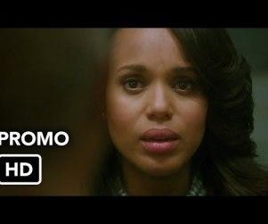 Scandal Mid-Season Finale Promo: Arrest Her!