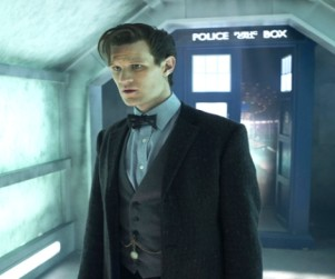 Doctor Who Christmas Trailer: Old Friends, Old Enemies