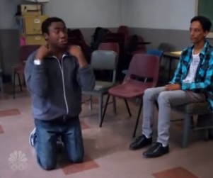Community Says Goodbye to Donald Glover: Cry Us a River