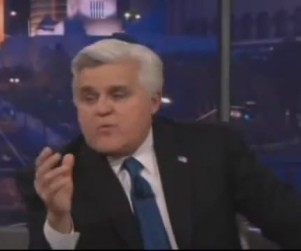 "Jay Leno Bids The Tonight Show a ""Heartfelt Goodnight"""
