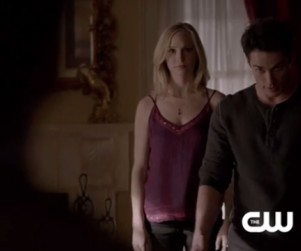 The Vampire Diaries Sneak Peek: This is Awkward...