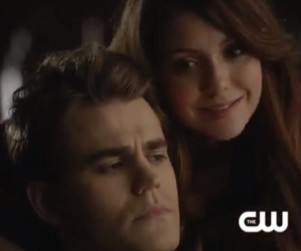 The Vampire Diaries Sneak Peek: Sexy Study Time!